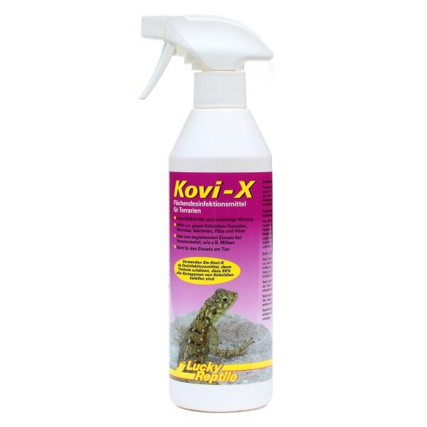Lucky Reptile Kovi-X Desinfektionsmittel für Terrarien (500 ml)