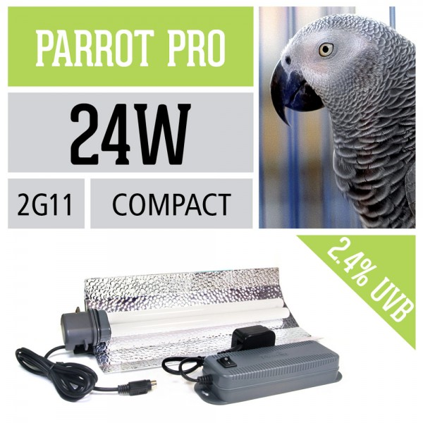 Arcadia Parrot Pro UV Flood Lampe