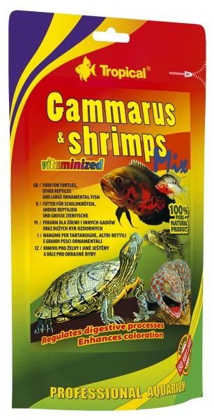 Tropical Gammarus & Shrimps Mix