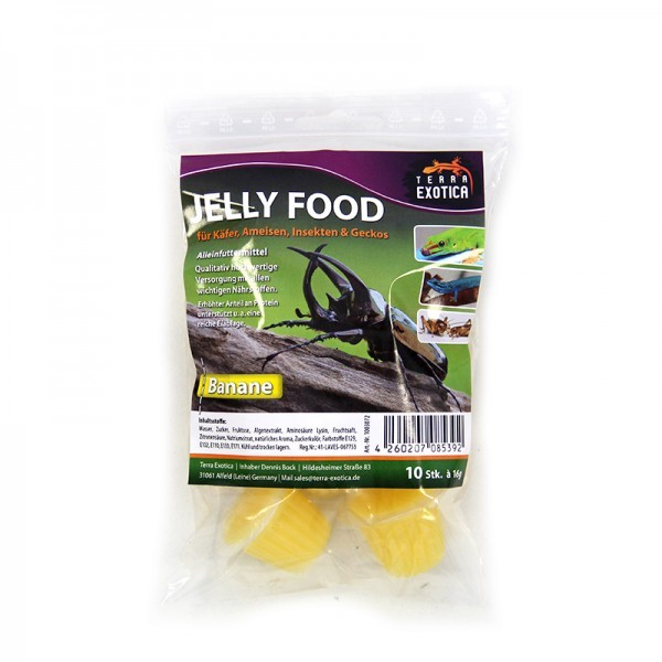Terra Exotica Beetle Jelly's - 10er Packung