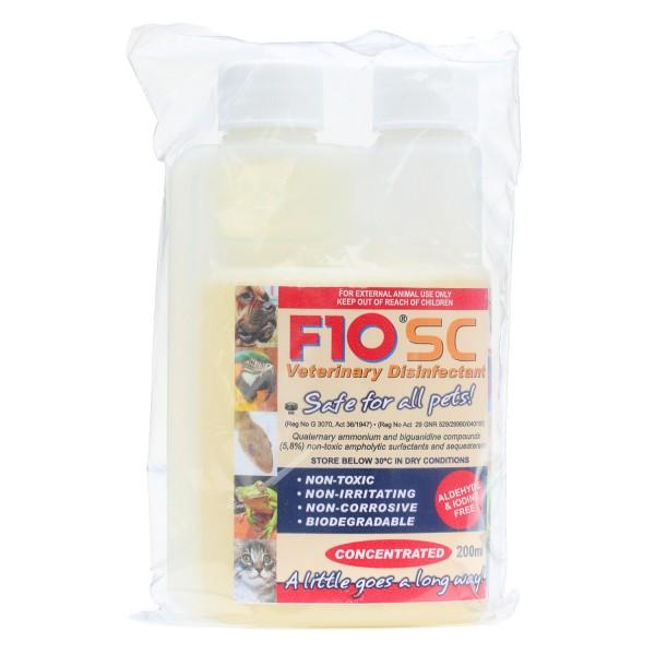 F10 SC Desinfektionsmittel - Konzentrat