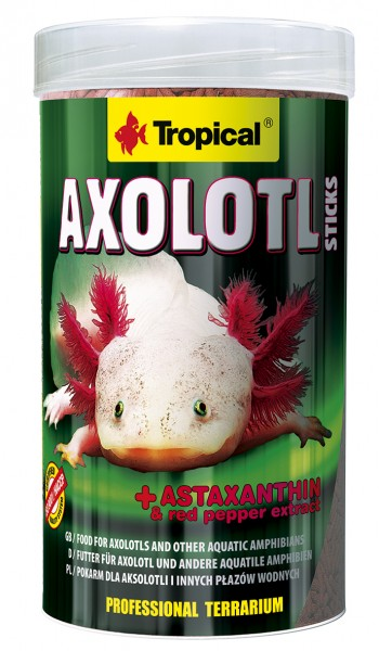 Tropical Axolotl Sticks