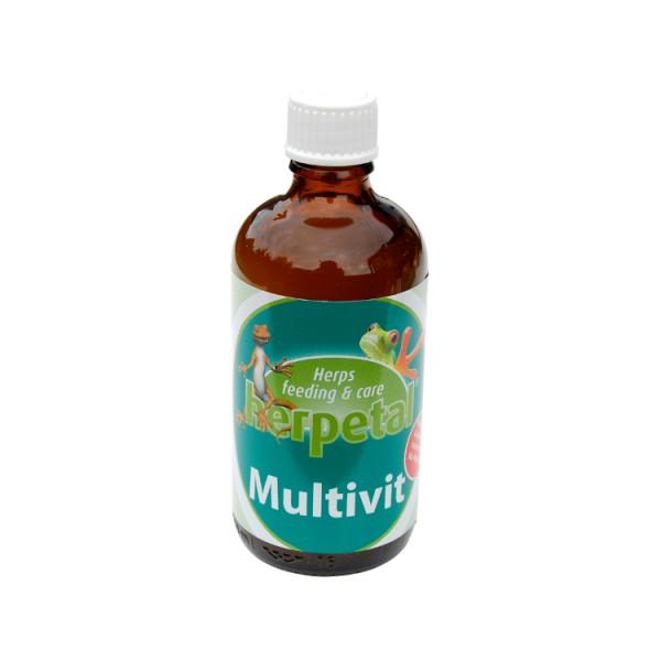 Herpetal Multivit Tropfer