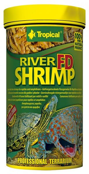 Tropical FD River Shrimp (getrocknete Flussgarnelen)