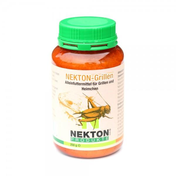 Nekton Grillen - Alleinfuttermittel für Grillen und Heimchen (250 g)