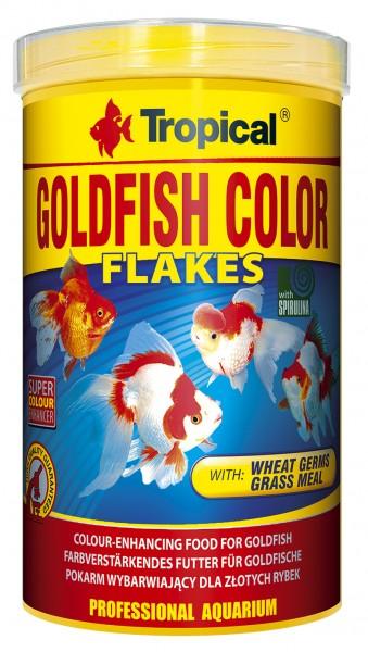 tropical goldfish color goldfische fischfutter s wasser aquaristik. Black Bedroom Furniture Sets. Home Design Ideas