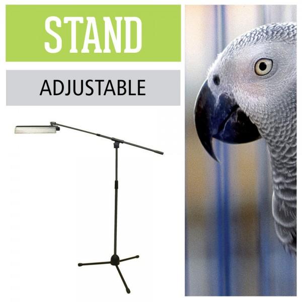 Arcadia Parrot Pro Multifunktions-Beleuchtungsständer