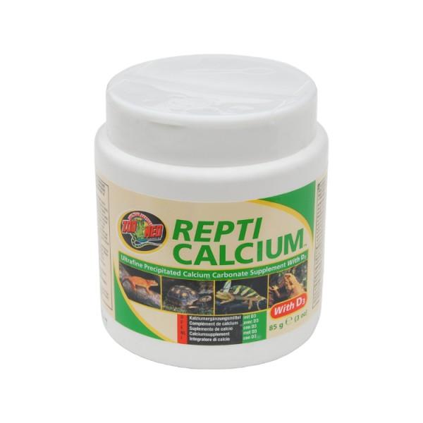 ZooMed Repti Calcium mit Vitamin D3 (85g)